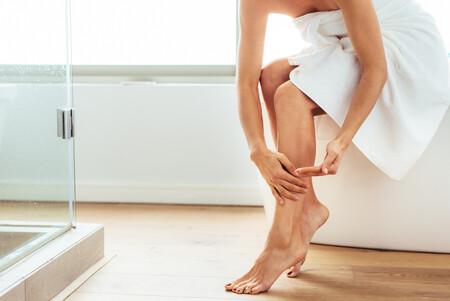 Higiene e hidratación, así es la rutina que permite decir adiós a la piel seca