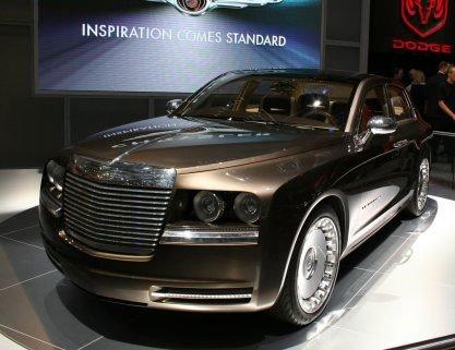 Chrysler Imperial Concept, nuevas noticias desde Ginebra
