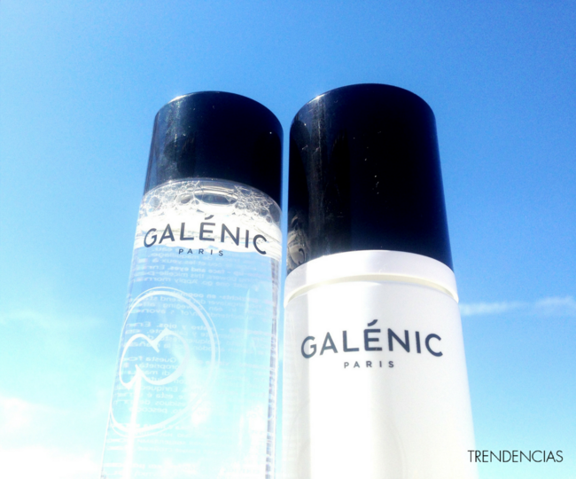 hemos demostrado probamos agua micelar espuma desmaquillante galenic belleza