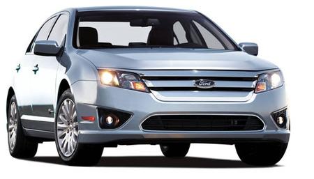 Nuevo reto para el Ford Fusion Hybrid