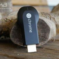 Los juegos llegan al Chromecast