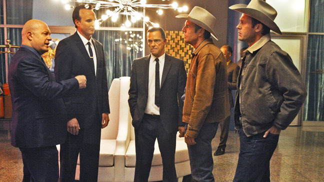 Vegas - Nueva serie CBS