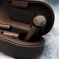 Los auriculares Razer Hammerhead True Wireless tienen modo gaming, son impermeables y están rebajados en Amazon a 99,99 euros