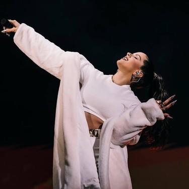 """""""¿Cuál es la canción más sexy del mundo?"""": Rosalía calienta Twitter a ritmo de Rihanna, Beyoncé y Britney"""