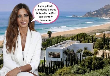 Todas las fotos de la villa de lujo que han alquilado Sara Carbonero y Raquel Perera: 16.500 euros semanales, a pie de playa y con piscina olímpica