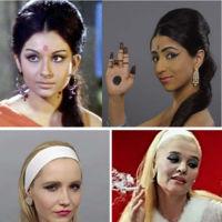 100 años de belleza India y Rusa, un siglo de contrastes