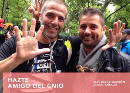 10 maratones en 10 días para luchar contra el cáncer