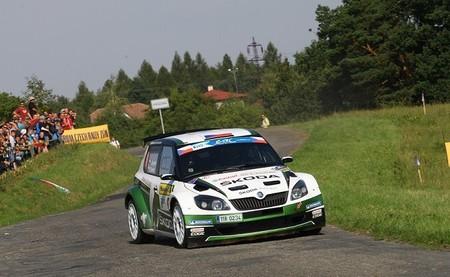 Jan Kopecký domina la primera etapa del Barum