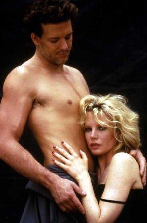 Mickey Rourke y Kim Basinger