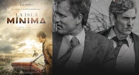 'La Isla Mínima' y 'True Detective': parecidos razonables, distancias infinitas