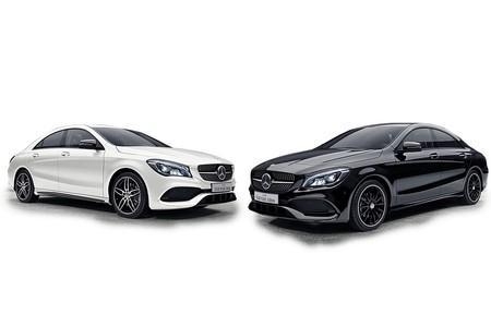 Siente el lado oscuro de la fuerza con el Mercedes-Benz CLA 180 Star Wars Edition, pero sólo en Japón