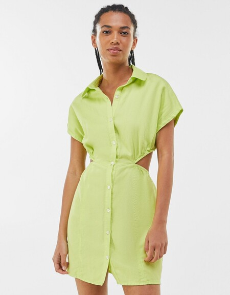 Vestidos En Colores Neon
