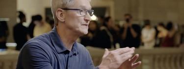 """Tim Cook sobre los chips fantasma de Bloomberg: """"Creo que deberían retractar su historia"""""""