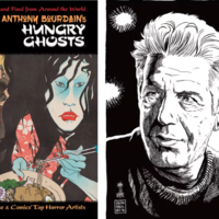 Habrá serie animada de Anthony Bourdain basada en su novela gráfica de Hungry Ghosts