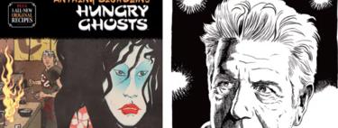 Habrá serie animada de Anthony Bourdain basada en su novela gráfica de Hungry Ghosts