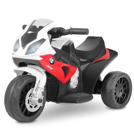 Por sólo 39,99 euros en eBay tenemos esta chulísima  moto eléctrica para niños BMW oficial 6V recargable de Playkin