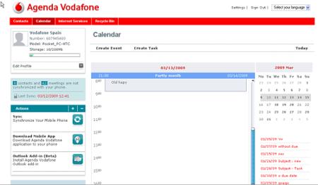 Agenda Vodafone: crea copias de seguridad de tu móvil de empresa