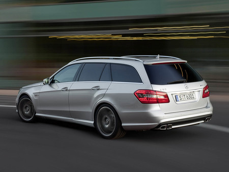 Mercedes Benz E 63 Amg Estate