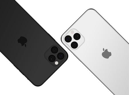 Cambio histórico: la manzana del iPhone pasará a estar en el centro, presumiblemente como indicativo para la carga por inducción
