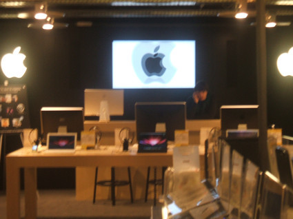 apple shop de bilbao