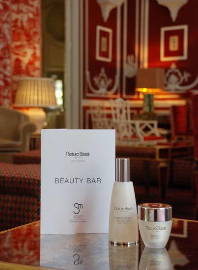 Nueva cabina de belleza Natura Bissé en el Hotel AC Santo Mauro, 5 estrellas GL en Madrid