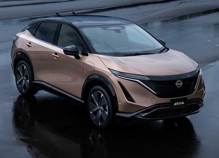 El Nissan Ariya es el primer gran SUV eléctrico de Nissan, tendrá hasta 389 hp y 500 km de autonomía