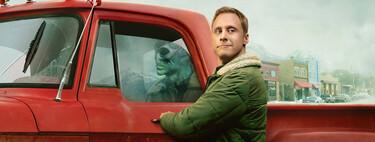 'Resident Alien': una divertida 'Doctor en Alaska' con extraterrestre y humor negro elevada por un genial Alan Tudyk
