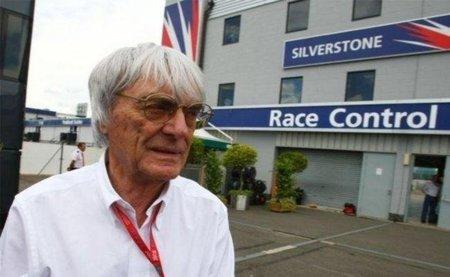 """Los eléctricos, la FIA y Ecclestone diciendo que """"no en la F1"""""""