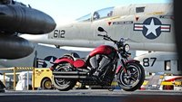 Victory Judge, Muscle Bike a la americana