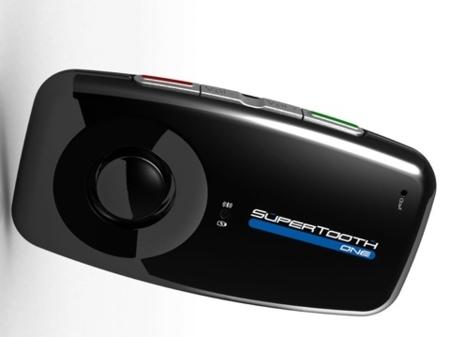 Supertooth One, manos libres para dos teléfonos