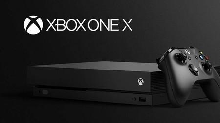 Xbox One X, la poderosa consola de Microsoft que llegará el 7 de noviembre