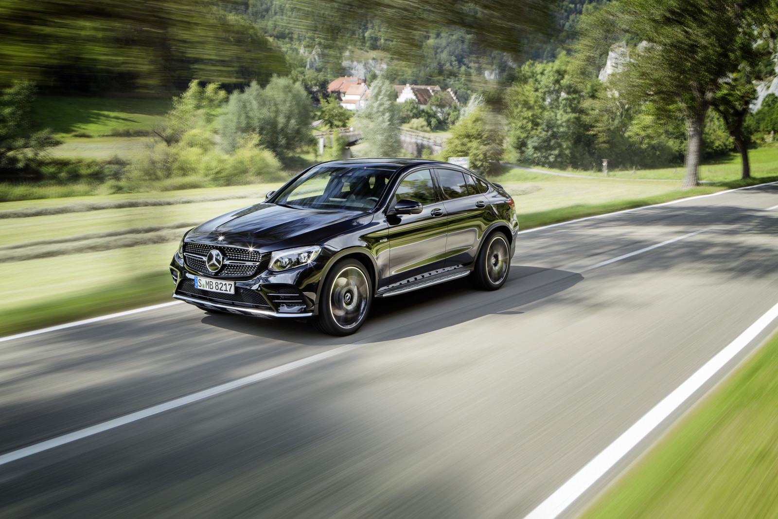Foto de Mercedes-AMG GLC 43 4MATIC Coupé (9/24)