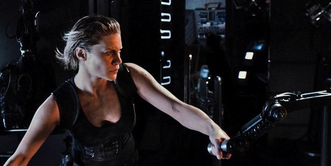 Imagen de Katee Sackhoff en 'Riddick'