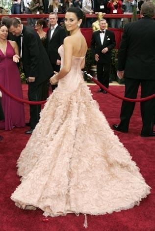 Alfombra roja en Los Oscar 2007