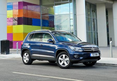 Volkswagen Tiguan Volkswagen actualización software ilegal