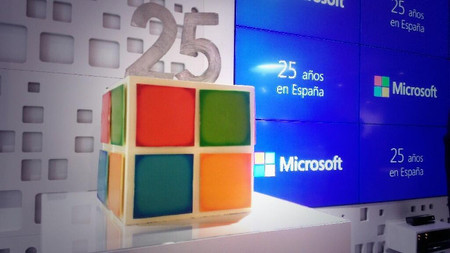 25 años de Microsoft en España