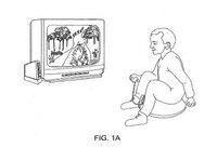 """La nueva patente de Nintendo... """"El caballito inflable"""" para Wii. Y no es broma"""