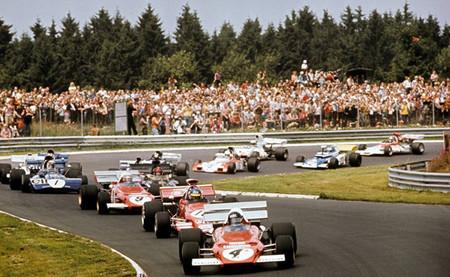 Salida Nürburgring 1972