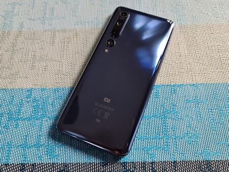 Xiaomi Mi 10 Logo Mi