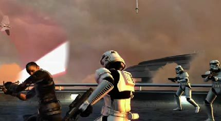 Nuevos detalles sobre el control de 'Star Wars: The Force Unleashed'