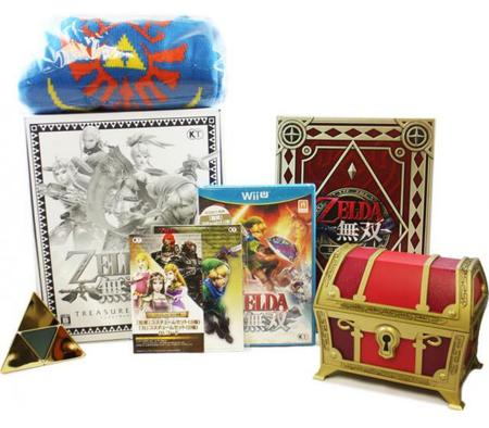 Hyrule Warriors Treasure Box