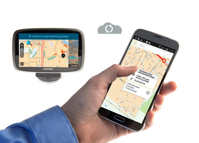 TomTom le pone nube a su GPS y sincronización multidispositivo, así es MyDrive