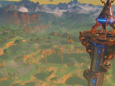 The Legend of Zelda: Breath of the Wild nos muestran 40 minutos más del juego