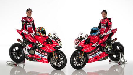 El final de una estirpe: Así son las últimas bicilíndricas de Ducati para el mundial de Superbike
