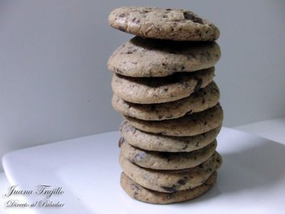 Chocolate Chip Cookie Dough. Receta de postre