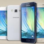 Las 6 pulgadas del Samsung Galaxy A9 Pro inician su camino internacional