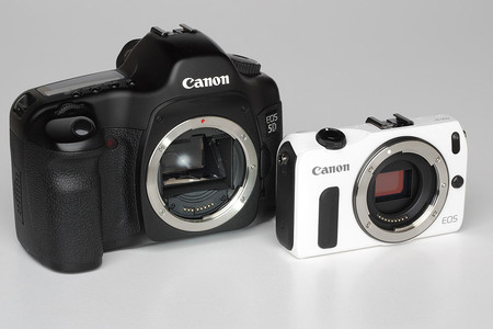 Canon Eos 5d Vs Eos M