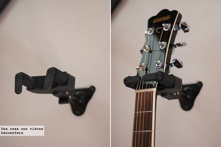 Soporte para colgar guitarras