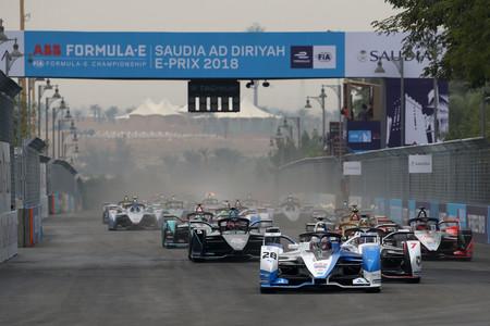 Formula E Arabia Saudi 2019