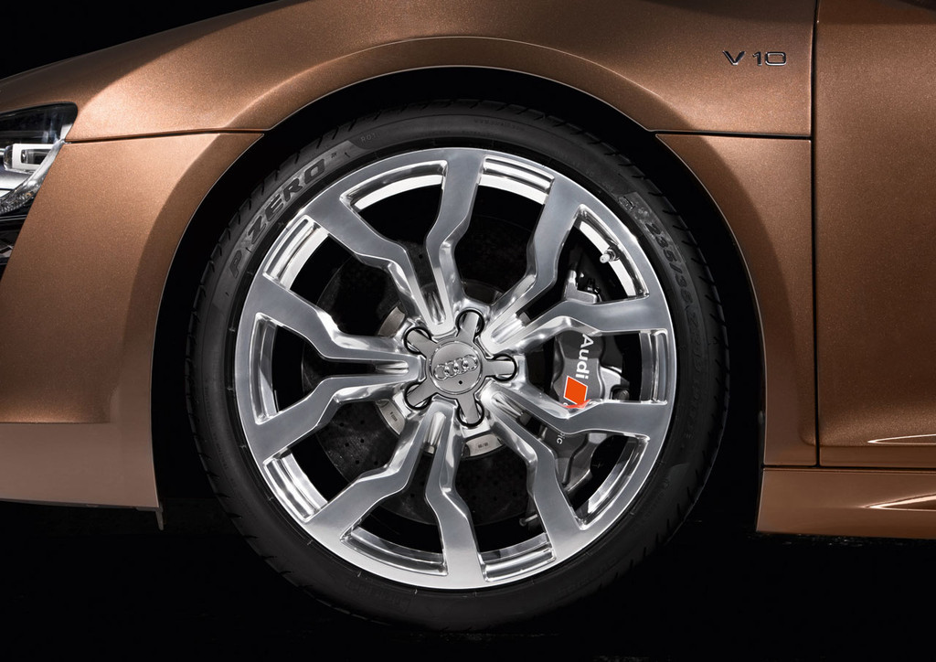 Foto de Audi R8 Spyder (65/88)
